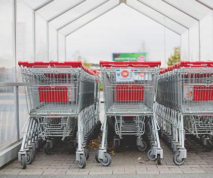 Vergünstigte Einkaufsmöglichkeiten