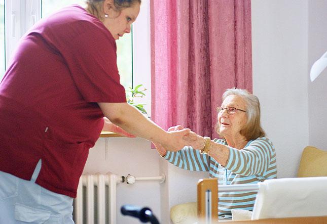 Jobs in der Pflege