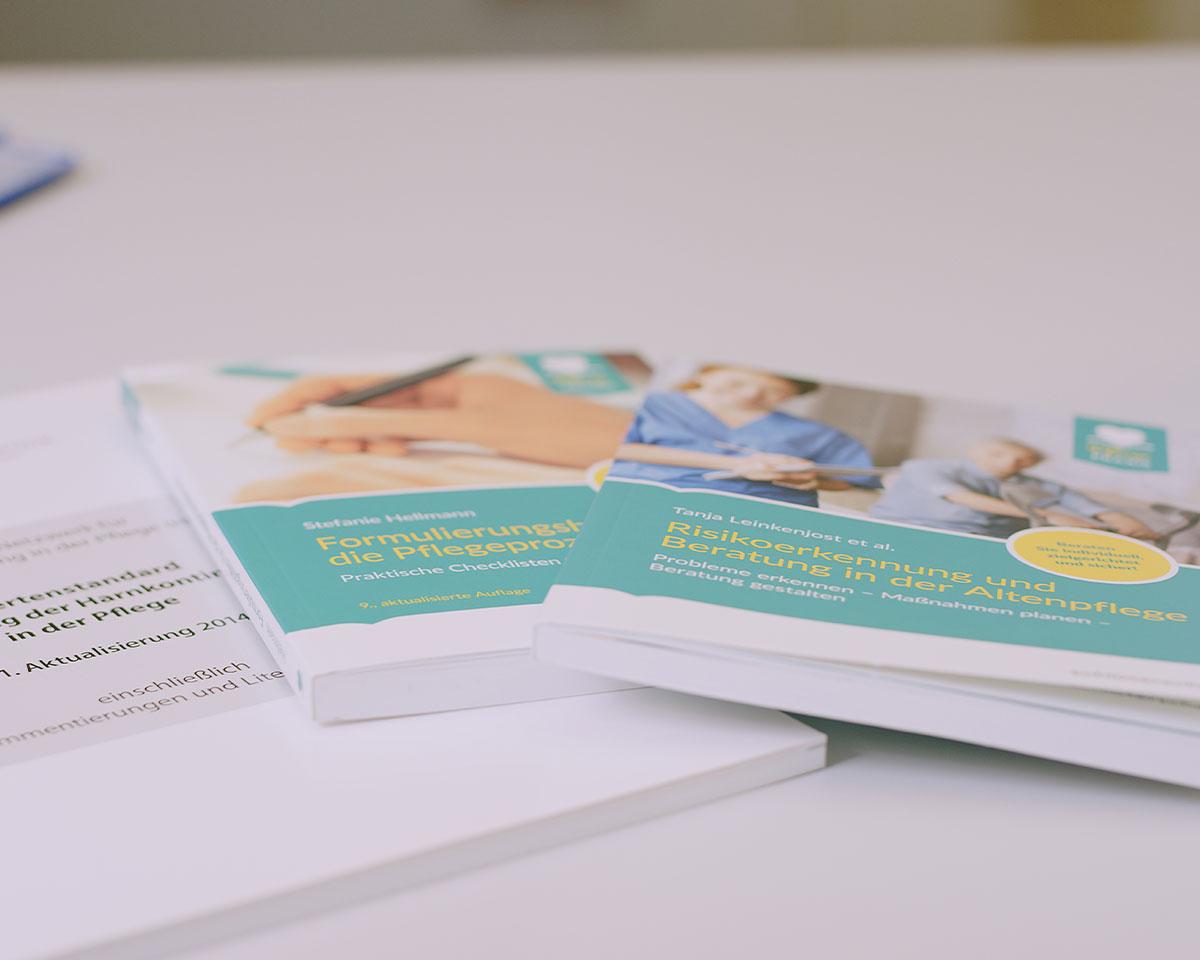 Risikoerkennung und Beratung der Altenpflege